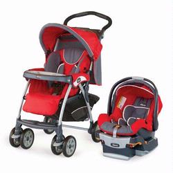 Chicco 05060796970070 Cortina Keyfit 30 Travel System  - Fuego