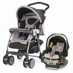 Chicco 00060796430070 Cortina Keyfit 30 Travel System  Romantic