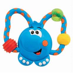 Chicco 00061411100070 Giggles Elephant Rattle