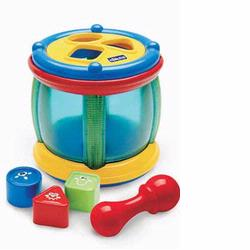 Chicco 00065461000000 Shape Sorter Drum Picture