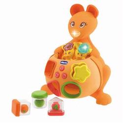 Chicco 00070920000070 Bilingual Sing and Learn Kangaroo (Spanish/English)