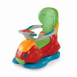 Chicco 00067068000070 4 in 1 Ride On Car