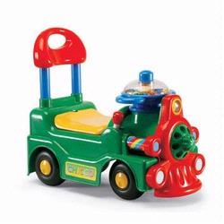 Chicco 00067358000000 Play N Ride Train