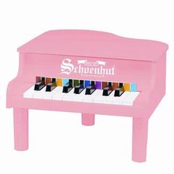 Schoenhut 189P 18 Key Mini Grand Piano - Pink