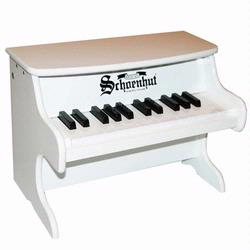 Schoenhut 2522W 25 Key My First Piano II -White