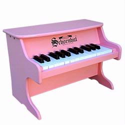 Schoenhut 2522P 25 Key My First Piano II - Pink