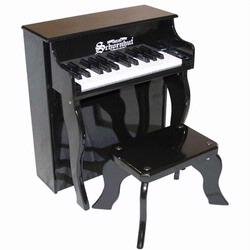 Schoenhut 2505B 25 Key Elite Spinet - Black