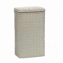 123CR Redmon Elegante Ensemble Apartment Hamper - Cream