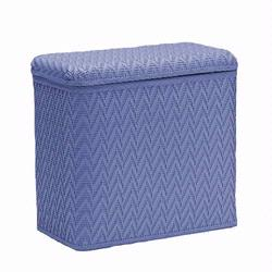 422-CB Redmon Elegante Ensemble Vanity Hamper - Coastal Blue