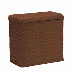 422-NM Redmon Elegante Ensemble Vanity Hamper - Nutmeg