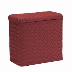 422-RB Redmon Elegante Ensemble Vanity Hamper - Rasberry
