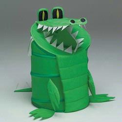 Redmon 6108 Bongo Buddy - Alligator
