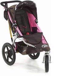 BOB ST0753 Revolution Jogging Stroller, Chocolate and Pink - Free ...