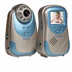 Mobi 70060 MobiCam AV Audio/Video Baby Monitoring System