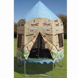 Bazoongi Kids BZJP7506ECTH Treehouse Trampoline Tent