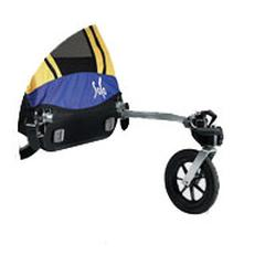 Burley 960026 1-Wheel Stroller Kit