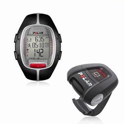 Polar RS-300XG1BK Heart Rate Monitor With G1 GPS For Cross Sport Training - Black