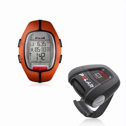 Polar RS-300XG1OG Heart Rate Monitor With G1 GPS For Cross Sport Training - Orange