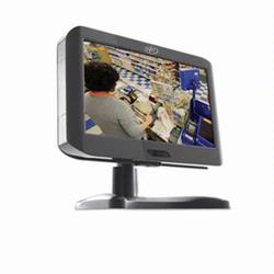 SVAT CLEARVU7 8.5 Inch Slim LCD Security Monitor With Two Camera Inputs