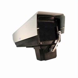 SVAT CVP201H Weatherproof Outdoor Camera Housing with a Wiper and Heat Blower