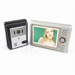 SVAT VISS7500 Hands Free Video Door Phone Intercom System