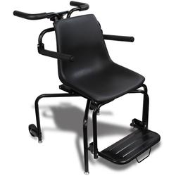 Detecto 6880 Digital Rolling Chair Scale Picture