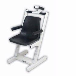 Detecto 6875 Euro Chair Scale - 400 lb x 0.2 lb