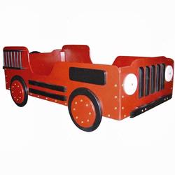 Just Kids Stuff Fire Truck Toddler Bed