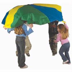 Pacific Play Tents 18012 12 RIPSTOP  PLAYCHUTE  PARACHUTE-W/HANDLES