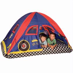 Pacific Play Tents 19711 RAD RACER DOUBLE BED TENT