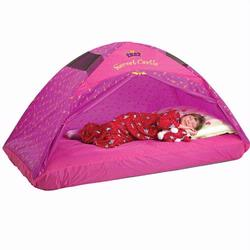 Pacific Play Tents 19720 Twin Size SECRET CASTLE BED TENT