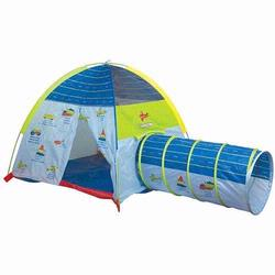 Pacific Play Tents 20217 TRAVEL TIME TENT & TUNNEL COMBO