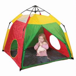 Pacific Play Tents 20310 ONE TOUCH PLAY TENT- 48 X 48 X 36