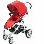 Stroll-Air SA54321R Zoom Stroller - Red