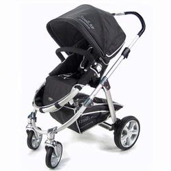 Stroll-Air SA54321B Zoom Stroller - Black