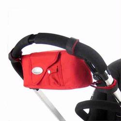 Stroll-Air SO710-R Stroller Organizer - Red