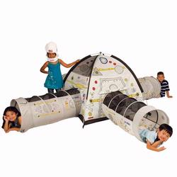 Pacific Play Tents 20855 SPACE STATION TENT W/ 4 TUNNELS