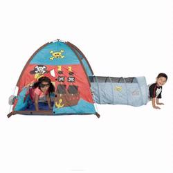 Pacific Play Tents 30200 PIRATES TENT & TUNNEL