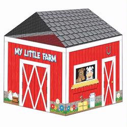 Pacific Play Tents 39645 2009 My Little Farm House Play House Tent