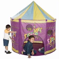 Pacific Play Tents 40700 Carousel Tent