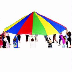 Pacific Play Tents 85-943 24 Foot Parachute With No Handles and Carry Bag