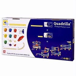 Quadrilla QU846102 Extension Set for Basic Marble Run Set