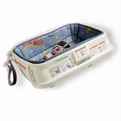 Angel Guard CC2403FOF Car Bed for Preemies