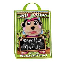 Lisa LeLeu Studios W12344 Puppet Play Set - Percilla The Gorilla