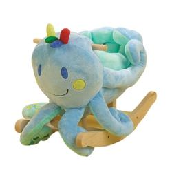 Rockabye 85017, Ollie Octopus Rocking Toy