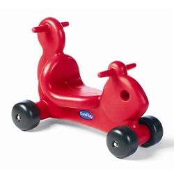 CarePlay 2002S Squirrel Ride On Walker - Red