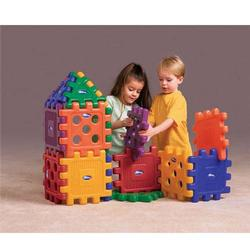 Care Play 5032 Grid Blocks - 32pc. Set