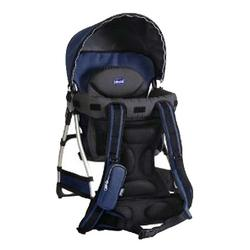 Chicco 04069503590070 Smart Support Backpack Child Carrier - Navy Blue