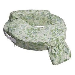 MyBrestFriend 824 Green Paisley Nursing Pillow