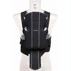 Baby Bjorn 026165US Active Infant Carrier, Black Silver